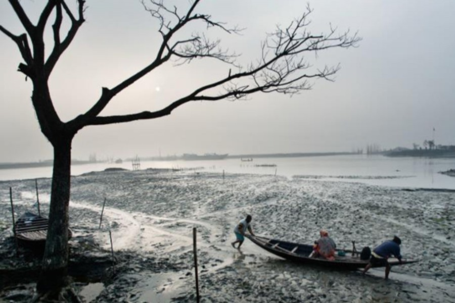 Bangladesh seeks financial support for climate vulnerable countries