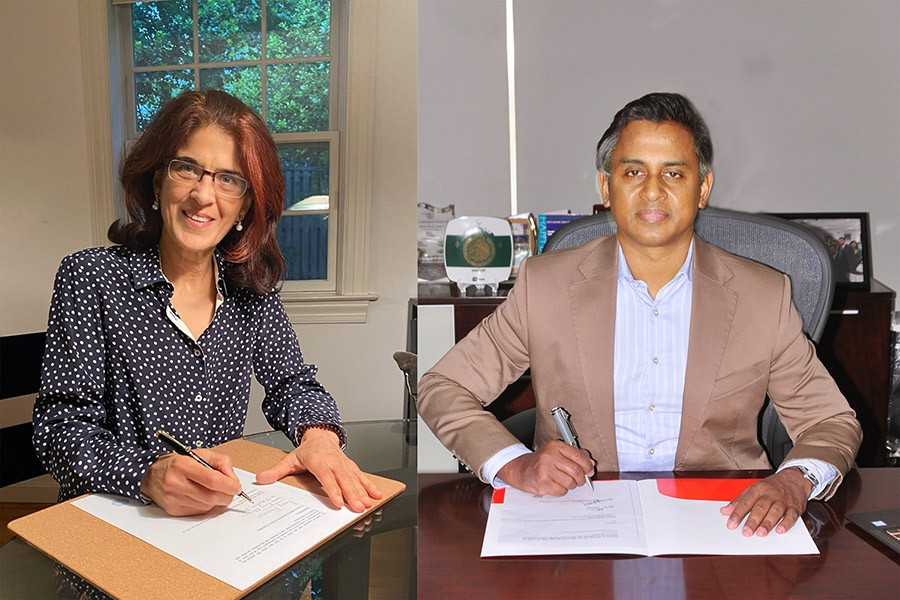 City Bank has entered into an agreement with IFC to participate in the Global Trade Finance Programme (GTFP) as a confirming bank. With this, City Bank has become the first bank in Bangladesh to participate in the programme as a confirming bank. Sheikh Mohammad Maroof, additional managing director of City Bank, and Rosy Khanna, IFC Regional Industry Director, Financial Institutions Group – Asia and Pacific, signed the agreement