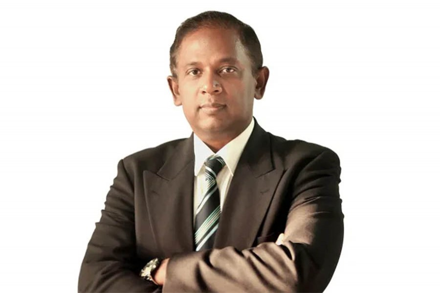 File photo of Robi's Managing Director and CEO Mahtab Uddin Ahmed