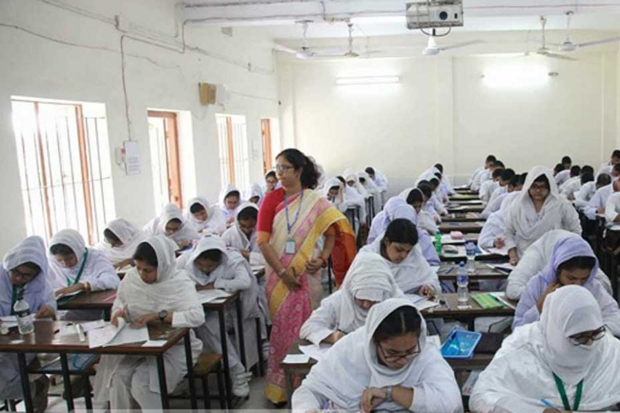 Alternative to SSC and HSC elective-subject examinations