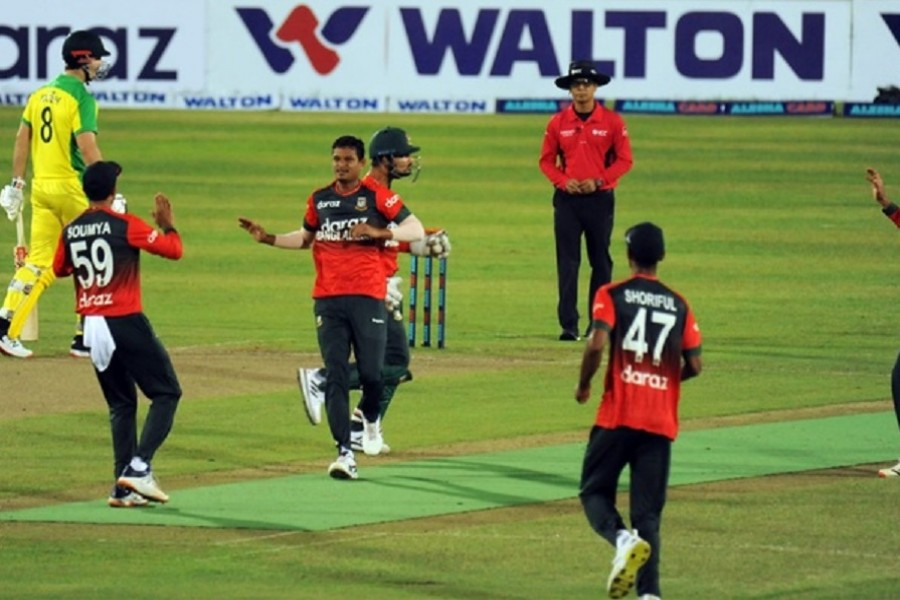 Bangladesh record first-ever T20 win against Australia