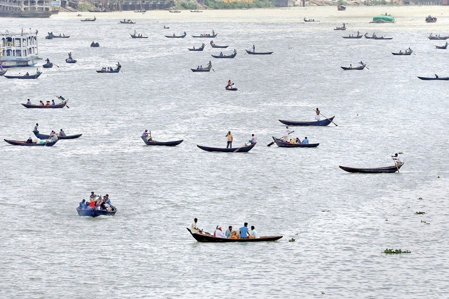 The Buriganga recovers health but for how long?