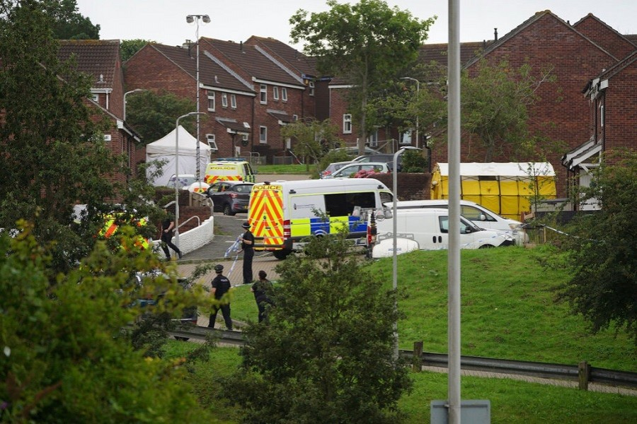 Mass shooting leaves six dead in UK's Plymouth