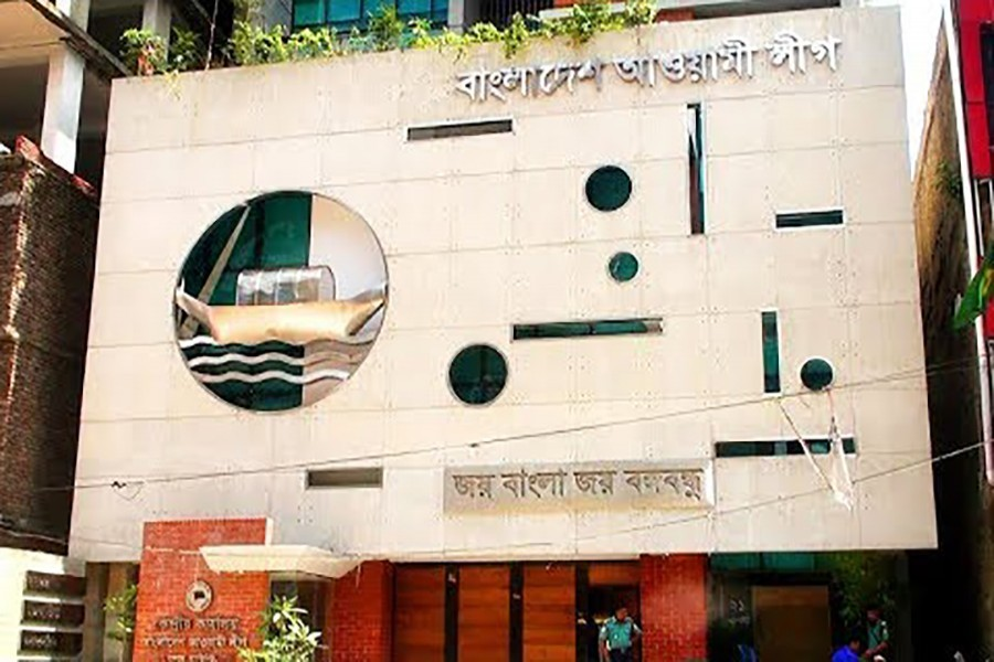 Awami League's income declined by 51pc in 2020