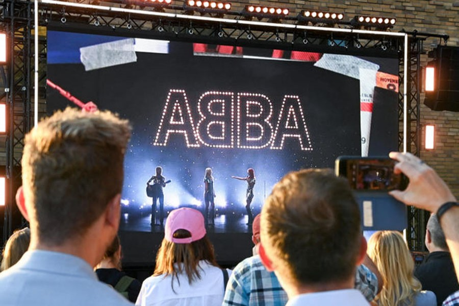 ABBA announces first new album in 40 years