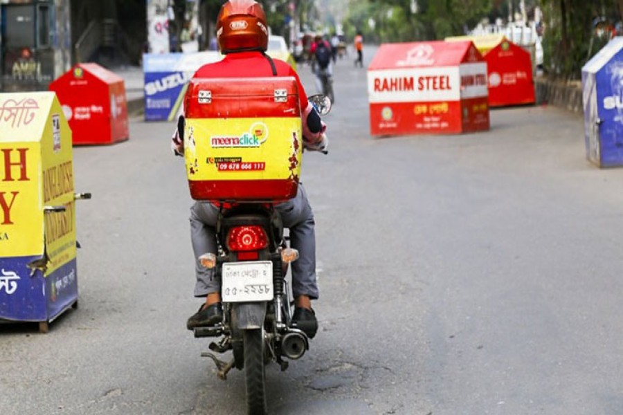 The changing notion of students working in delivery jobs