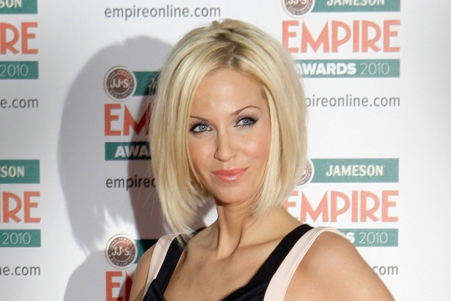 Sarah Harding aged 39 couldn't see another Christmas!