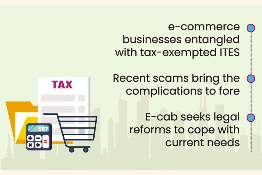 Fastest-growing e-commerce left rudderless, taxmen in a quandary over taxing virtual trade