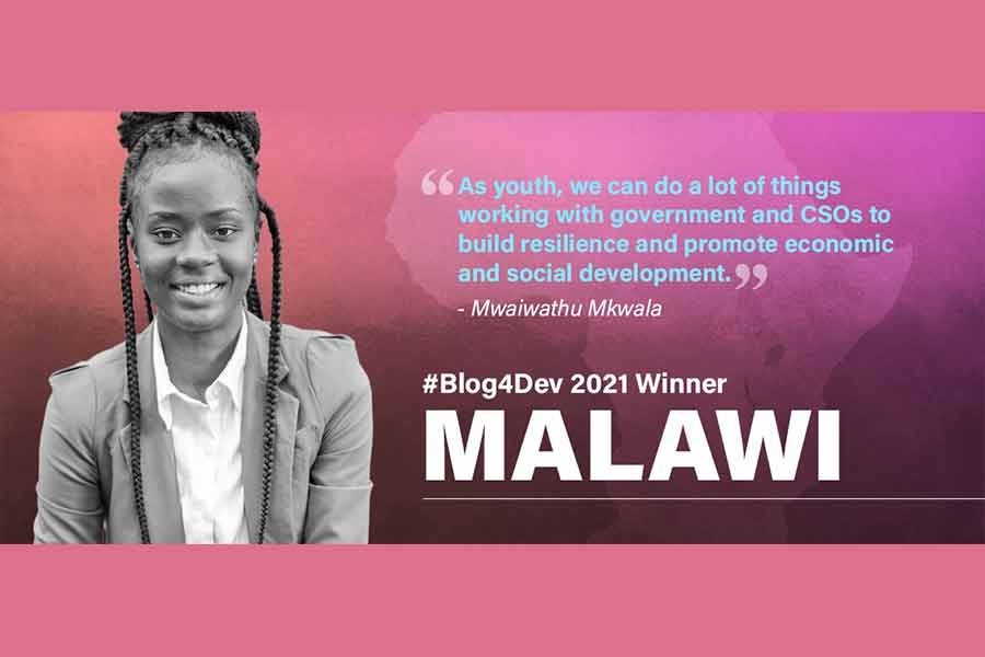 Youths' role in Malawi's recovery from pandemic shock