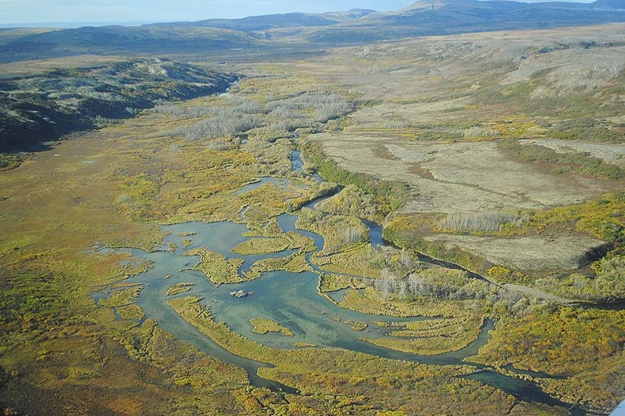 Alaska watershed to be protected from mine project?