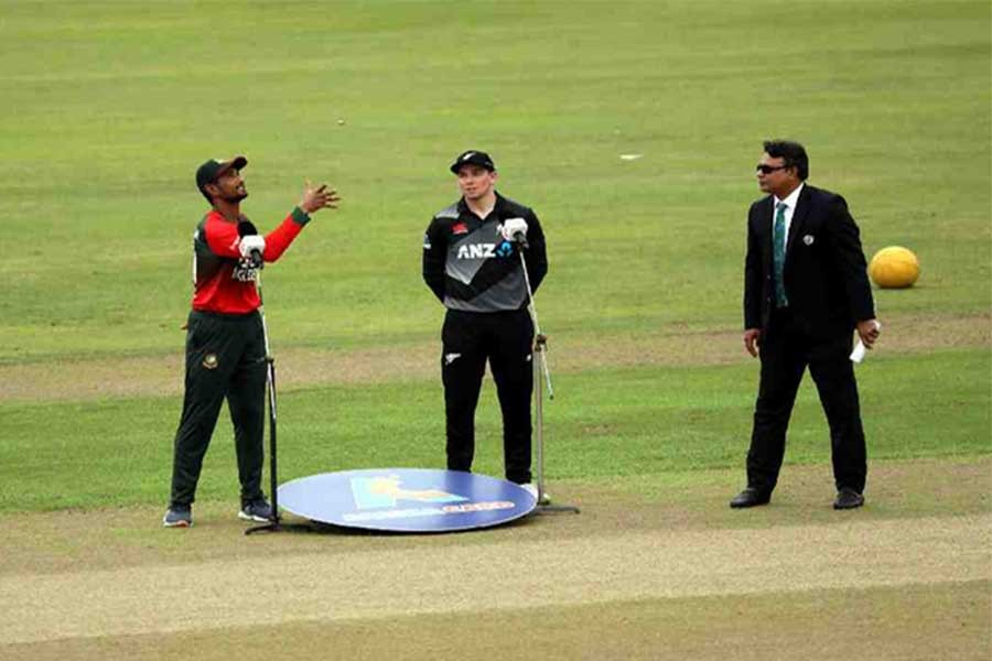 Bangladesh make four changes in final T20 against New Zealand