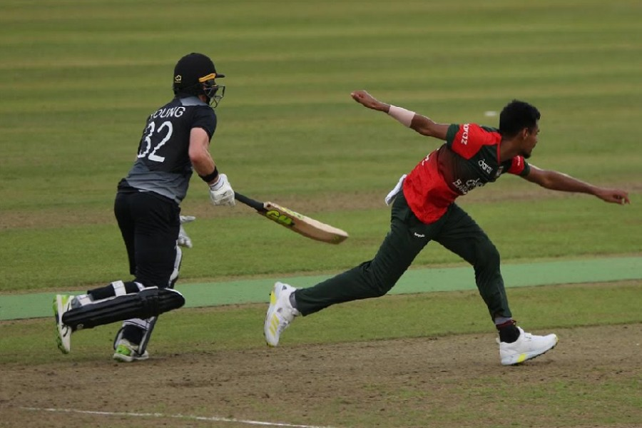 Bangladesh to chase 162 in final T20i against New Zealand