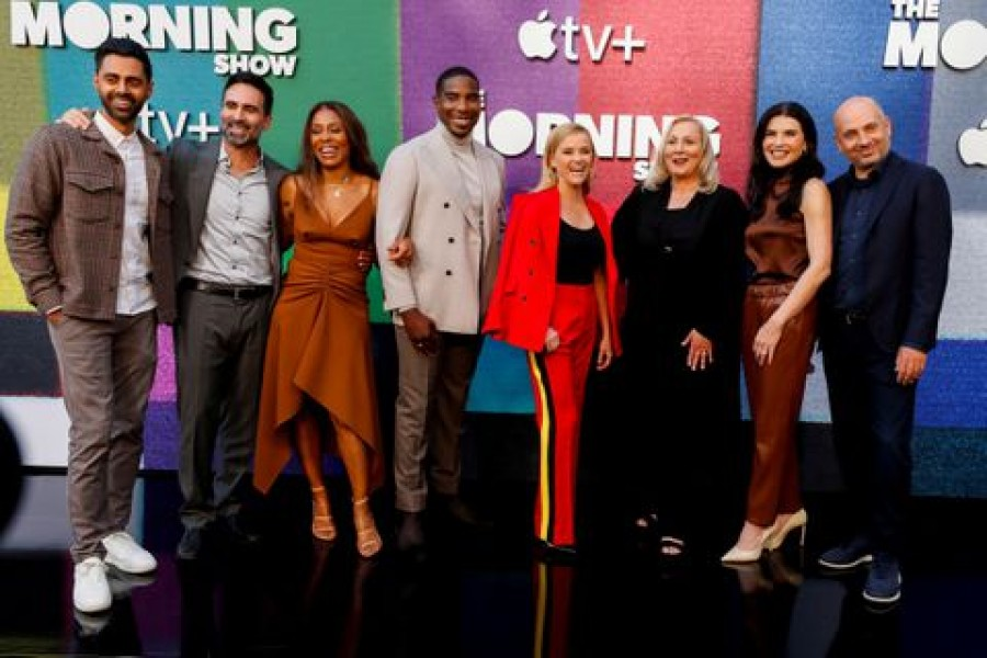 'The Morning Show' moves beyond #MeToo to COVID and cancel culture