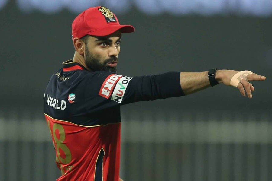 Kohli to step down from Bangalore captaincy after ongoing IPL