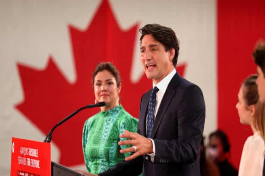 Trudeau wins another minority in election