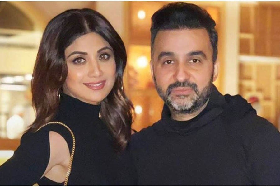 Bollywood actor Shilpa Shetty's husband walks out of jail on bail