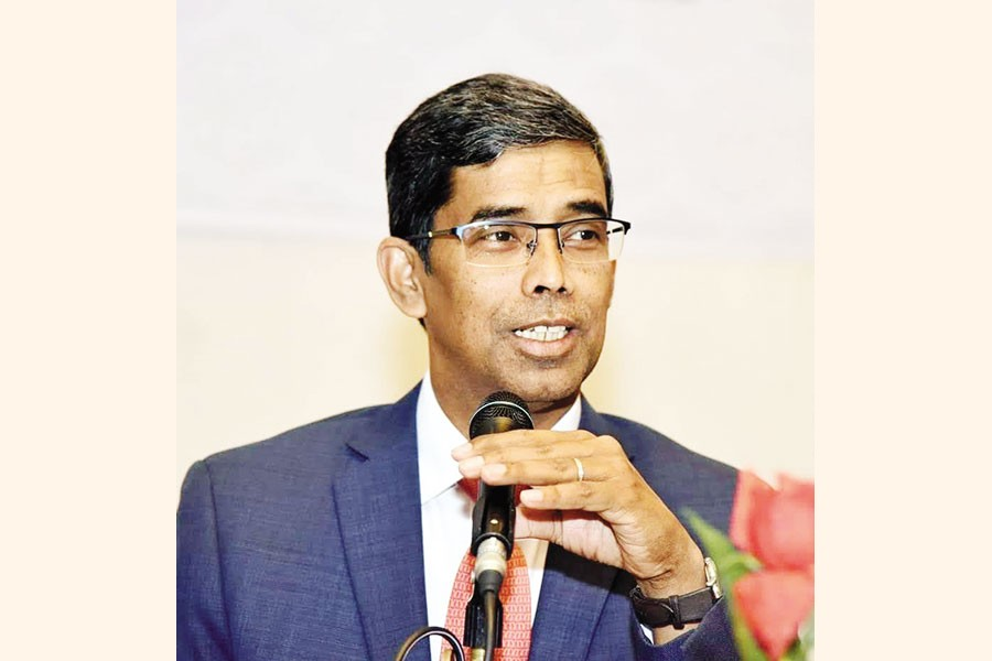 Md Arfan Ali, president and managing director of Bank Asia