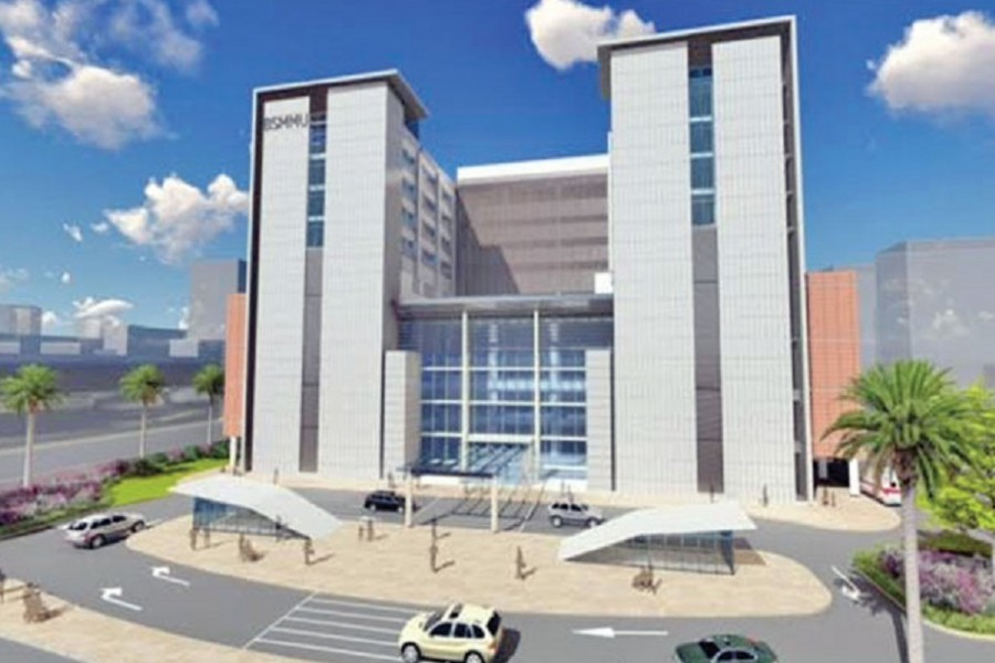 'BSMMU's new specialised hospital a symbol of close ties with Korea'