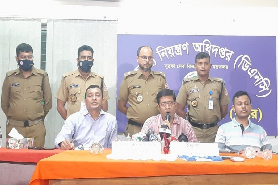 Narcotics department to crack down 3,500 listed drug dealers in city