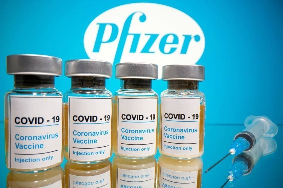 2.5m more Pfizer vaccines to arrive Monday night