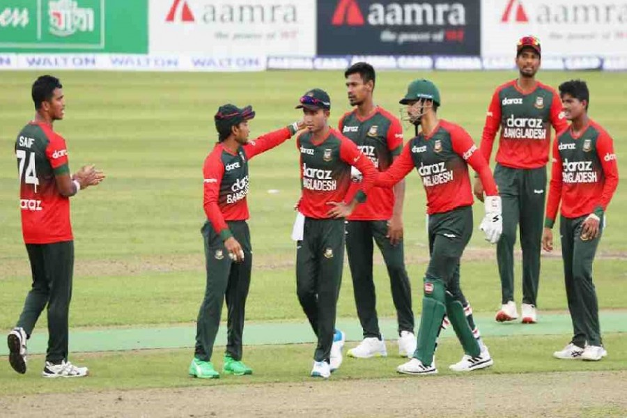 Tigers to leave for T20 World Cup on October 3