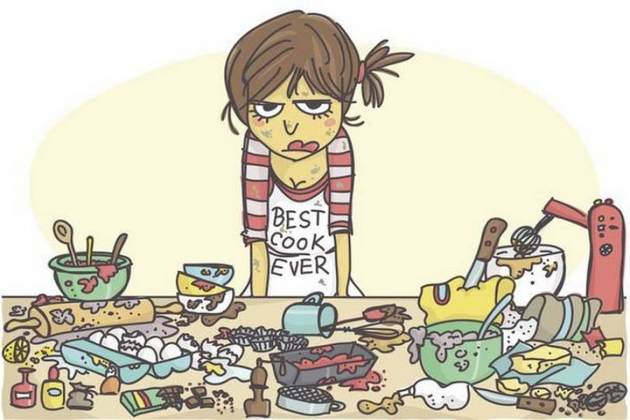 The plight of bachelors who don't have time to cook
