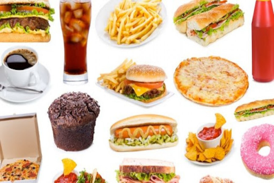 Effects of junk foods on youngsters