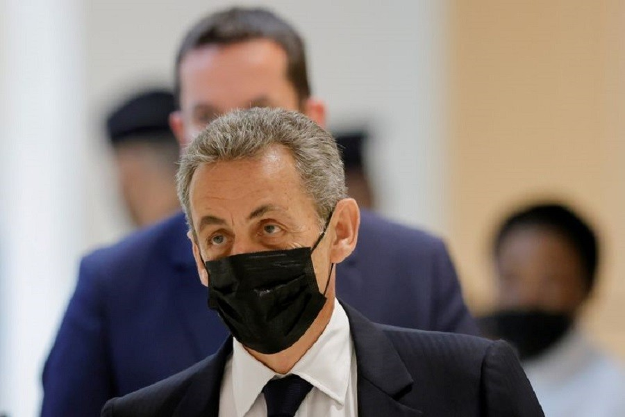 France's ex-president Sarkozy convicted but may avoid jail