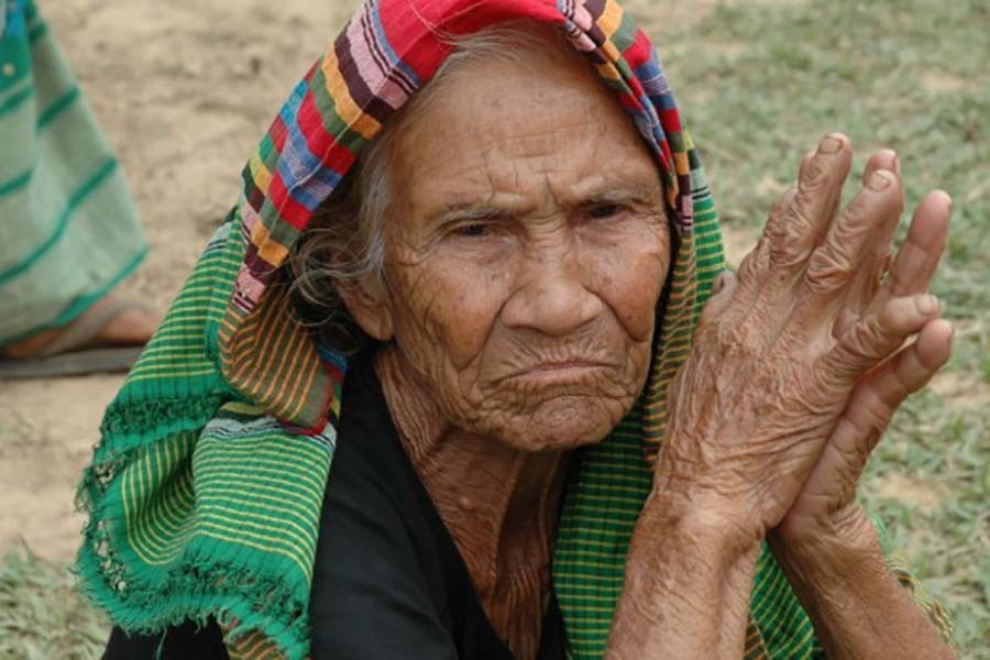 Four out of five older people suffer from chronic diseases in Bangladesh
