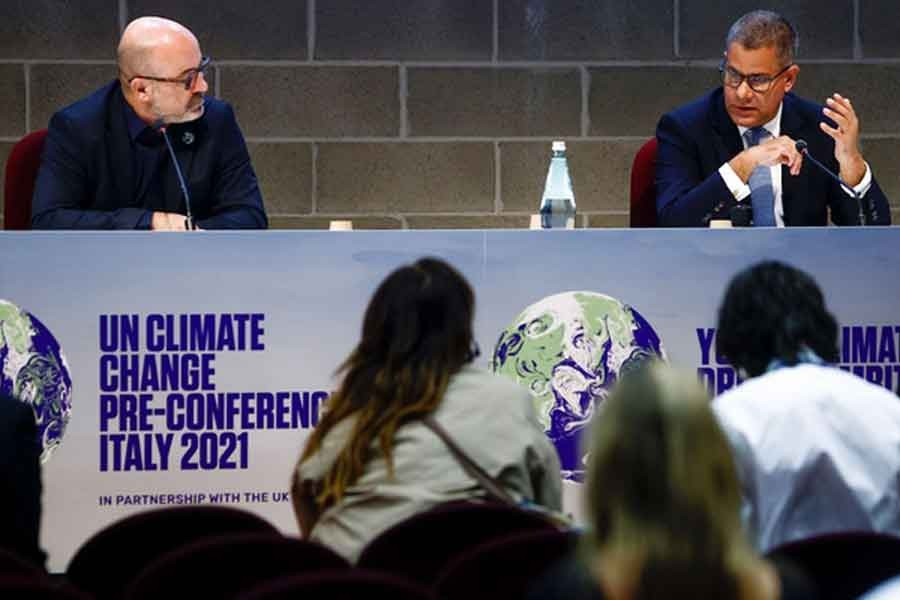 COP26 delegates agree on need to deliver climate finance pledge