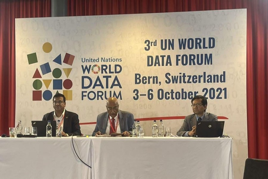 Data initiatives stressed at UNWDF-2021 to strengthen public health system