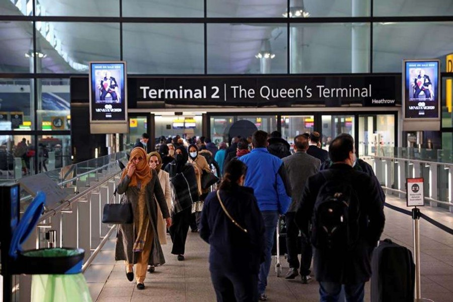 UK eases Covid travel restrictions for fully vaccinated Indians
