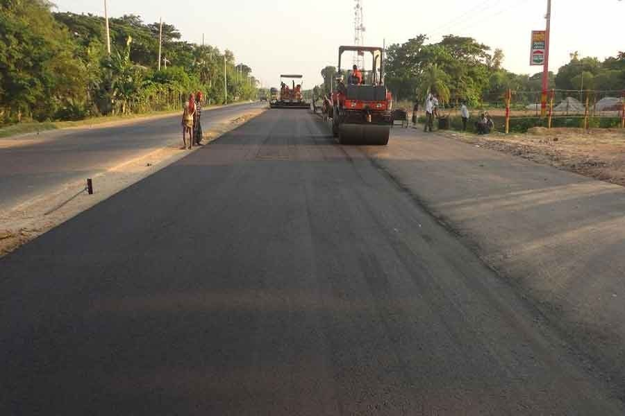 Widening narrow lanes and ensuring accessibility