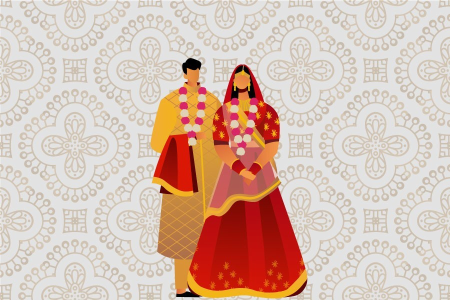 Changing trends in wedding events