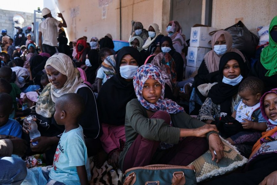 Migrants in Libya fearful, angry after crackdown, killings