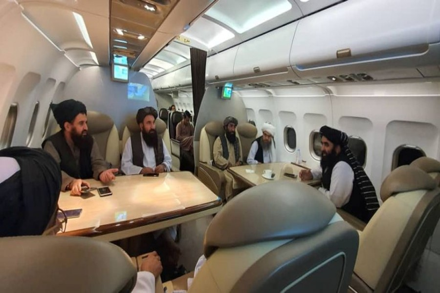 US terms Taliban talks in Doha 'candid and professional'