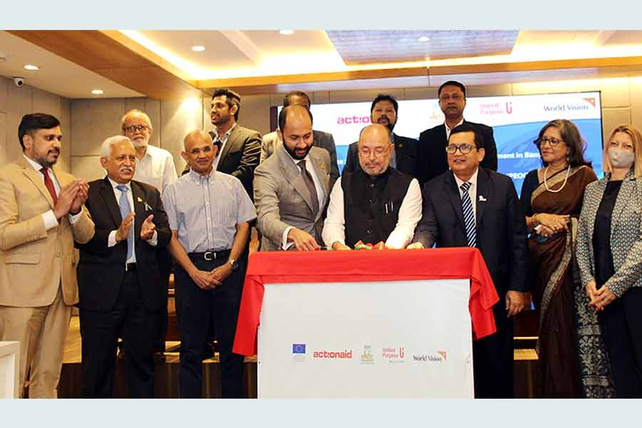 South Asia's first disaster risk management centre inaugurated at DCCI