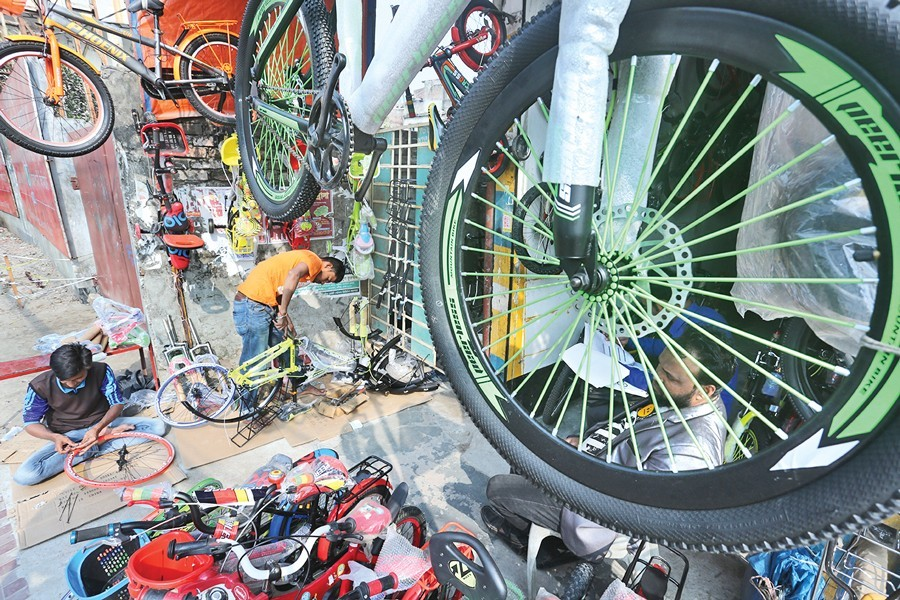 Prospect of bicycle industry looks bright
