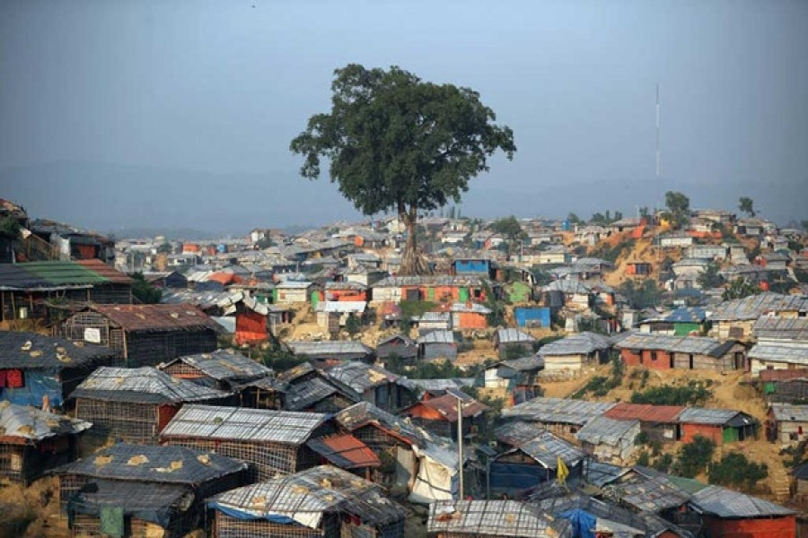 Crimes surge in Rohingya camps