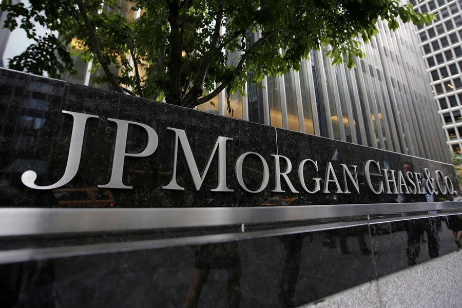 A view of the exterior of the JPMorgan Chase & Co corporate headquarters in New York City on May 20, 2015 — Reuters/Files