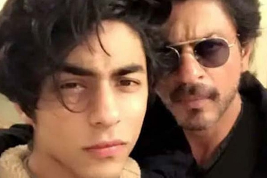 No bail for Shah Rukh Khan's son in narcotics case