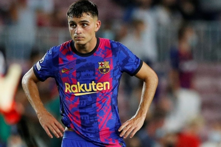 Pedri agrees new Barcelona contract with 1.0b euro release clause
