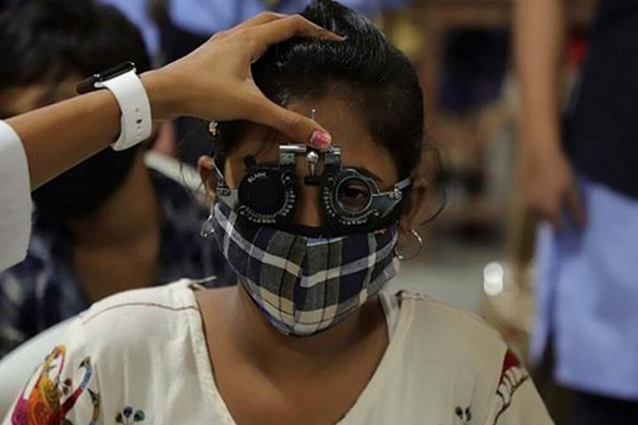 World Sight Day observed globally on Oct 14